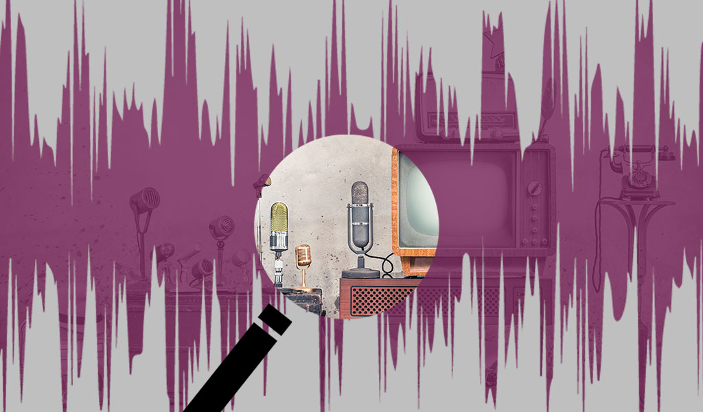 The History of Voice-Over – Part 1: The First 100 Years