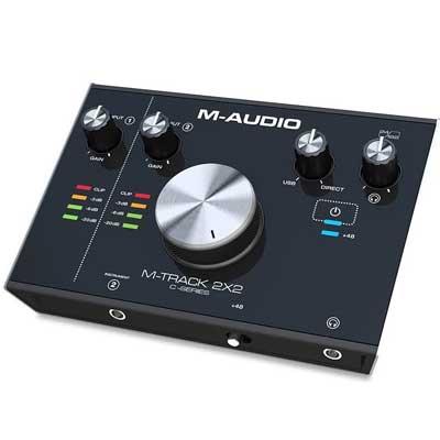 M-Audio M-Track 2X2 USB Audio Interface