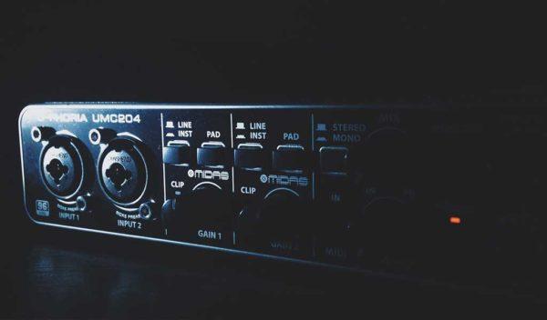 Do I need an external audio interface?