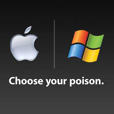 Mac OS or Windows for voice over?
