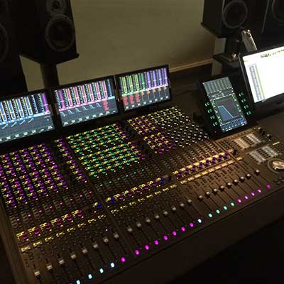 Avid controller for Pro-Tools