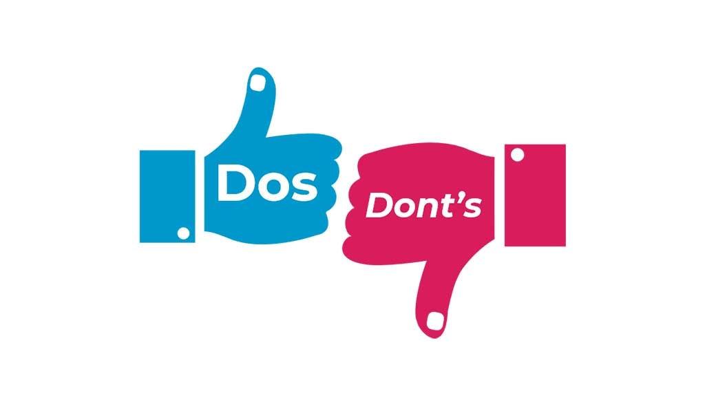 7 DOs and DON'Ts of working with agencies