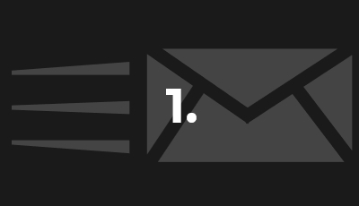 1. Respond quickly and personably to emailsabout being shortlisted
