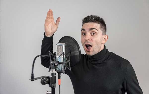 Consistent loudness mic technique