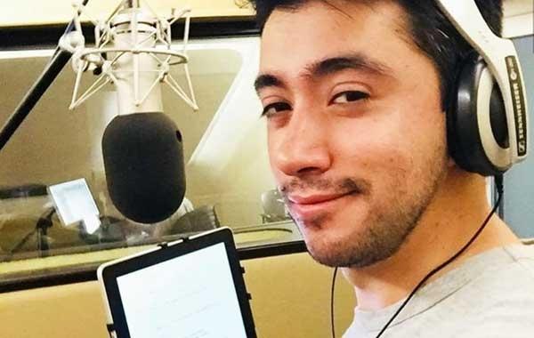 Mexican Voice Actor Moy