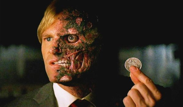 Two-Face Chaotic Neutral alignment