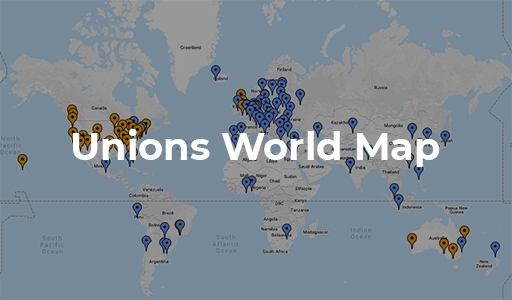 Unions Map Button