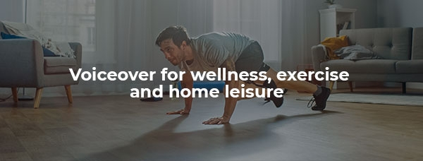 Athletic man exercises at home.