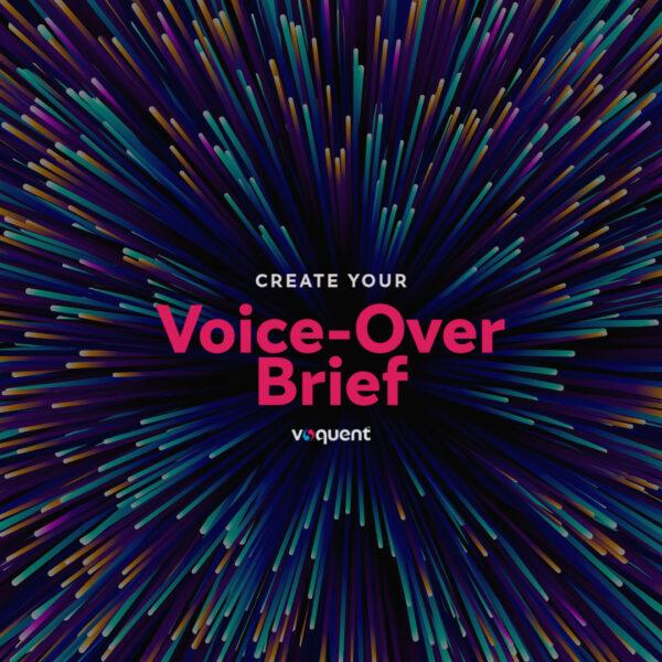 Voice-Over Brief