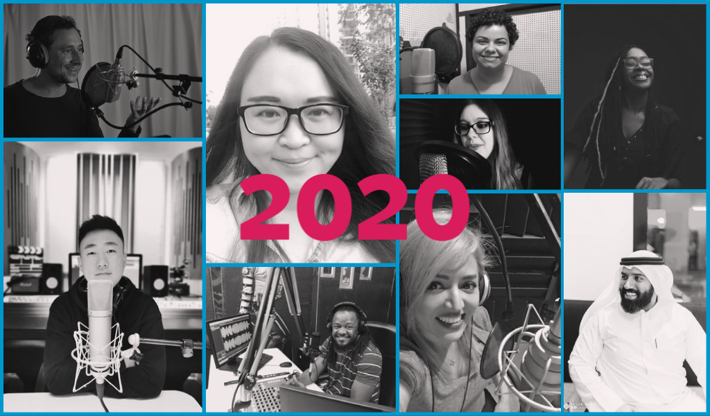 The Year in Review: 2020 by Voquent's Top Voices