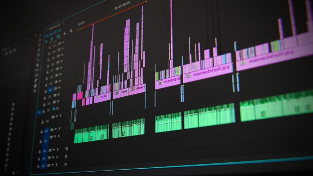 Digital Audio Workstation - a massive development in the history of voice-over