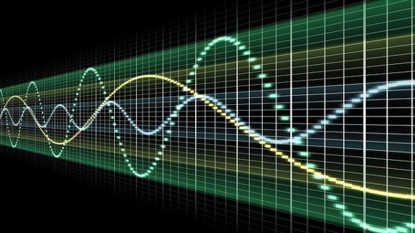 Various frequencies in Digital GUI