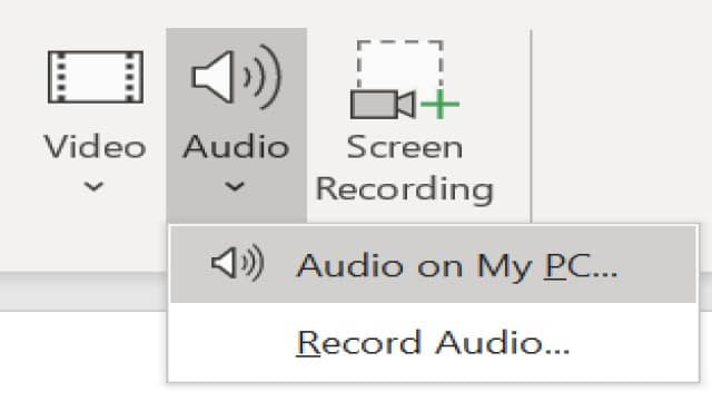How to add voice-over to PowerPoint