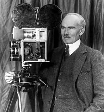 Lee de Forest and his Phonofilm invention