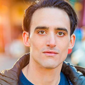 Jesse Pimentel - voice actor for moreau