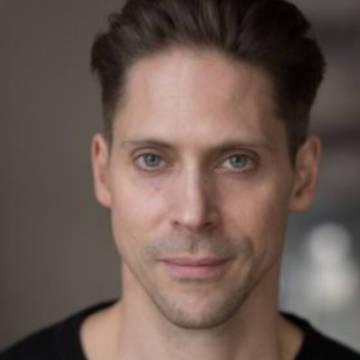Neil Newbon - voice actor for Heisenberg