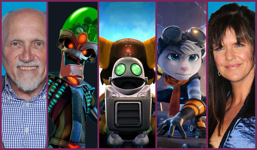 Ratchet and Clank Voice Actors: Who are they?