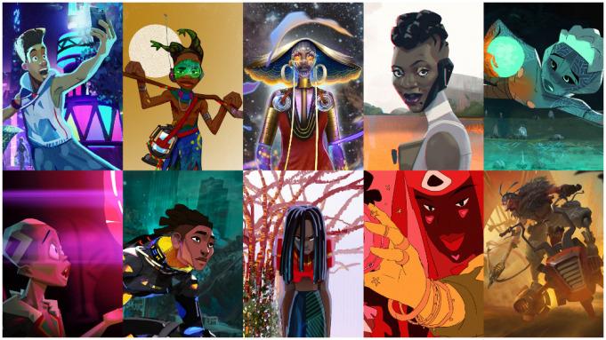 Kizazi - Anthology of Afrofuturism series on Disney Plus