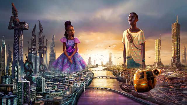 Iwájú - Afrofuturism Disney Plus Annecy Film Festival